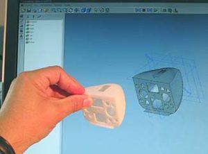 CATUAV incorporates 3D printing technology