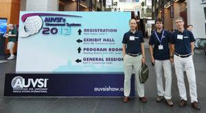 CATUAV participates in the AUVSI conference in Washington