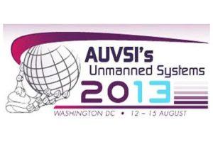 CATUAV at AUVSI 2013 in Washington