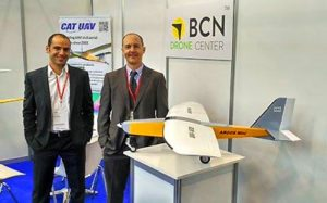 CATUAV in Global Robot Expo in Madrid