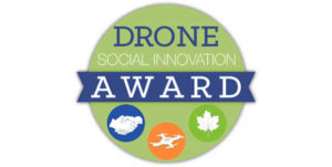 CATUAV wins the Drone Social Innovation Award
