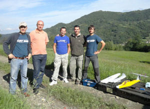 CATUAV conducted another successful flight campaign in Bosnia