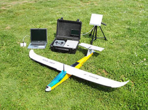 A remote sensing course with UAV will inaugurate the CTC
