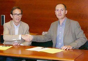 Strategic agreement between ASCAMM and CATUAV