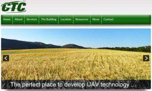 The new CATUAV Tech Center (CTC) opens a dedicated web site