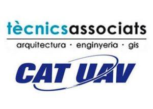 Tècnics Associats and CATUAV start a joint business development in Brazil