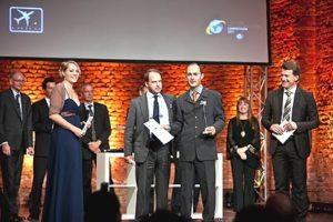CATUAV awarded with two Galileo Masters awards
