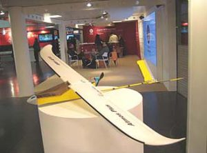 CATUAV attend the international fair GLOBALGEO