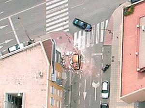 CATUAV urgent mission to Lorca earthquake