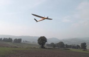 UAV platform Atmos-5 enters in service