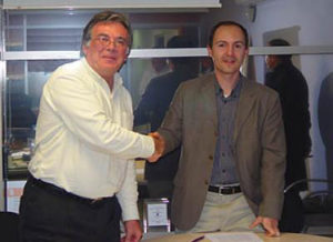 Strategic agreement has been signed by CATUAV and AURENSIS
