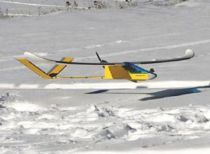CATUAV submits its UAV system to harsh cold