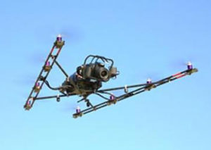 CATUAV incorporates octocopter UAV to its fleet