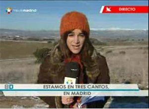 CATUAV on live in Telemadrid TV