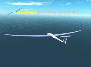 CATUAV collaborates with the UPC to develop a solar UAV