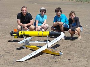 CATUAV collaboration with the CSIC in the project MESTRAL