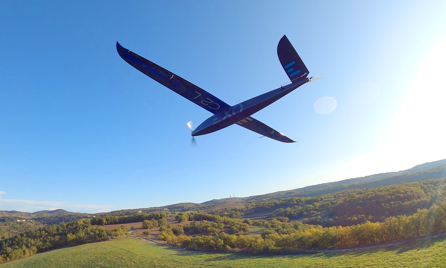 CATUAV develops new mini-Drone