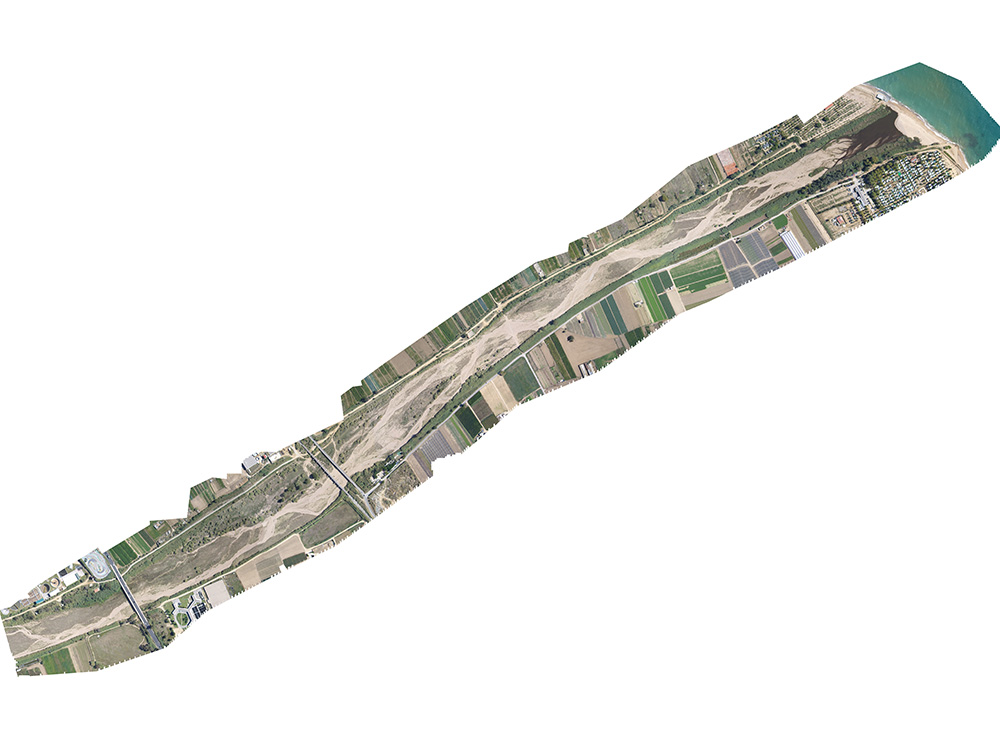 AERIAL MAPPING: TORDERA - 2008