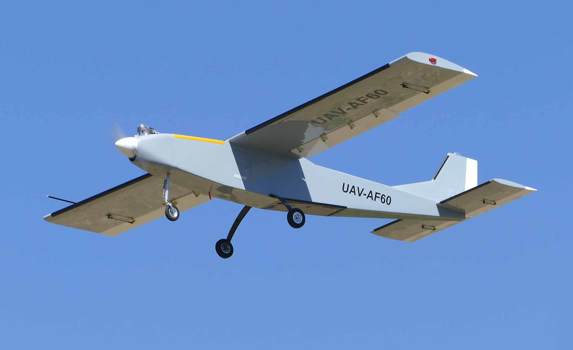 New Long Endurance UAV
